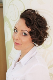 Косметолог Екатерина Унжакова
